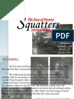 informal settlers