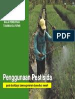 Penggunaan Pestisida