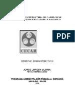 Derecho Administrativo -Capitulo i - Resposabilidad Del Esta