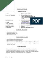 Curriculum Viteae Personal Data_2