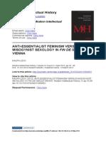 Vienna Sexology