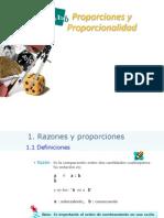 Razon y Proporciones