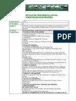 Curso Pratico de Previdencia Social-Aposentadorias e Pensoes