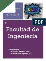 Propuestas Ingeniería - Claudia Aranda y Christian Requejo