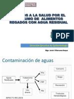 Riesgo a Salud_consumo de Alim Regado Con AR