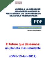 Implicancias a Salud_tto Aguas Residuales