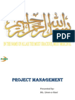 Hani Project Management
