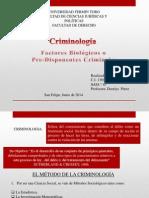 PRESENTACION FACTORES BIOLÓGICOS O PRE DISPONENTES CRIMINALES.pptx