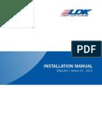 LDK PV Modules Installation Manual en V1!12!120423