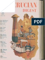 Rosicrucian Digest, May 1955