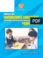 Innovacion Educativa IPP