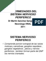 Clase 05 - Enfermedades Del Sistema Nervioso Periferico