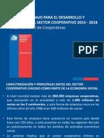 Sesión 21 - Plan de Trabajo 2014-2018 DECOOP