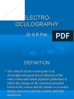 Electrooculography