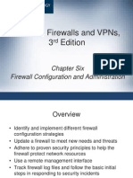 Ch06 Firewall Configuration and Administration
