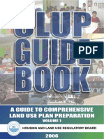 HLURB Planning Tool Book Vol 1