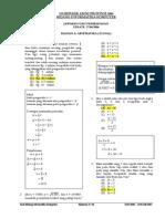 Soal OSP komputer 2006 & Pembahasannya