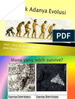 3. petunjuk evolusi
