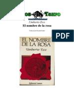 Eco, Umberto - El Nombre de La Rosa[2]