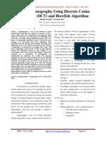 Image Steganography Using Discrete Cosine Transform (DCT) and Blowfish Algorithm