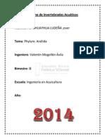 Informe de Invertebrados Acuáticos5