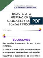 Preparacion de soluciones n bomba de infusion.ppt