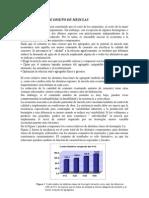 Presupuesto de Diseño de Mezcla