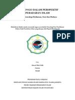 Walisongo Dalam Perspektif Peradaban Islam