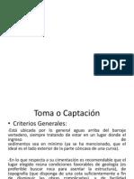 Bocatomas Parte Amrio 37-47