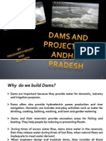 Dams and Projects in AP