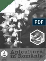 Apicultura in Romania 1985 Nr5 Mai