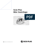 Scieplas Mini Centrifuge IM JLT
