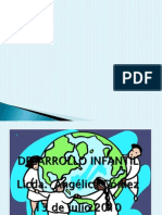 Fases Del Desarrollo de Los Tres Autores.
