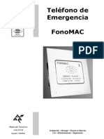 Fonomac Manual Técnico