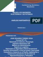 Analisis Matematico II UTP 2014 I 2