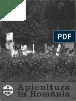 Apicultura in Romania 1985 Nr11 Noiembrie
