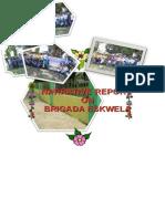 Narrative Report on Brigada Eskwela 2014