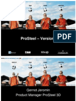 Whats New in ProSteel18 Jan08