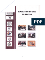 Guide d'Evaluation Du Lieu Du Travail (Fr)