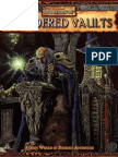Warhammer Fantasy Roleplay 2ed - Plundered Vaults