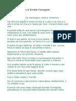 Tavola di smeraldo di Ermete Trismegisto.doc