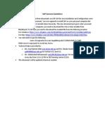 SAP General Guidelines(2)