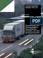 Studie StrassenverkehrGesundheitsschaeden_BAFU