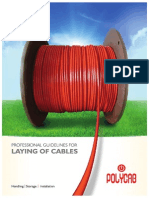 PDF Laying of Cables Brochure