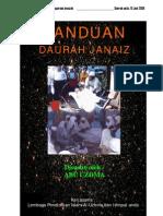 Buku Panduan Pelatihan Daurah Jenazah Muslim
