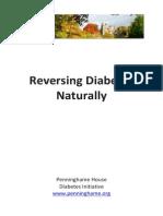 How to Reverse Diabetes eBook