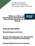 AGD-keseimbangan Asam Basa Asuhan Keperawatan