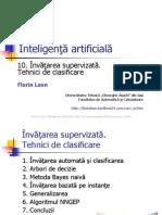 IA10_Clasificare
