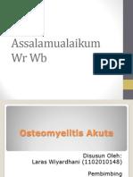 Osteomyelitis Akuta
