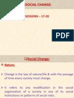 Social Change Lecture #06.